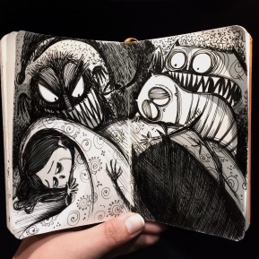Night Monsters