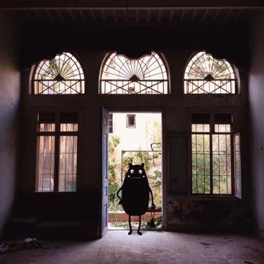 Abandoned House, Beirut