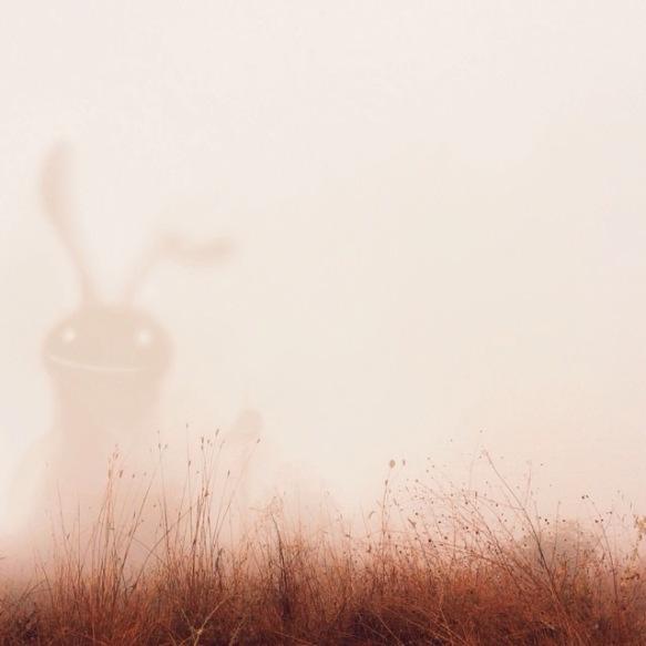 Monster in the Fog