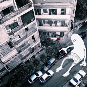 Playing in Beirut
